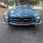 Classic Mercedes Benz Roadster being sold for $150,000 in Bitcoin  … Read Full Article