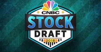 CNBC Stock Draft Round One Picks: Bitcoin