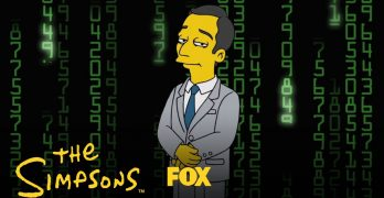 Bitcoin has now become mainstream and the Simpsons predict the future again!