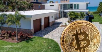 4 million Dollar Bitcoin Florida Beach Home inspired by Frank Lloyd Wright … Read Full Article
