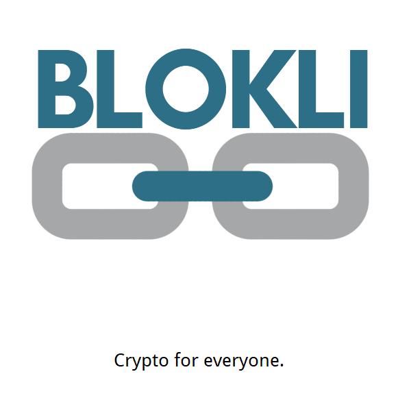 Blokli - Crypto for Everyone.
