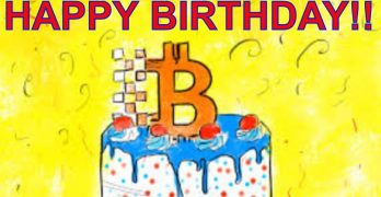 Bitcoin's 9th Birthday … Read Full Article