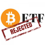 Bitcoin does not trade down on multiple rejections  after 9 Bitcoin ETF were rejected