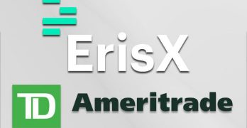ErisX Cryptocurrency Exchange backed by TD Ameritrade giving BAKKT competition