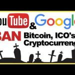 YouTube Deleting Bitcoin and crypto channel's ahead of the Bitcoin halving in May of next year